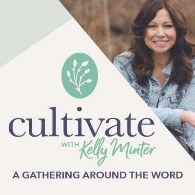 Cultivate Event with Kelly Minter