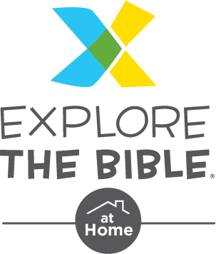 Explore the Bible for Kids at Home
