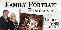 Family Portrait Fundraiser