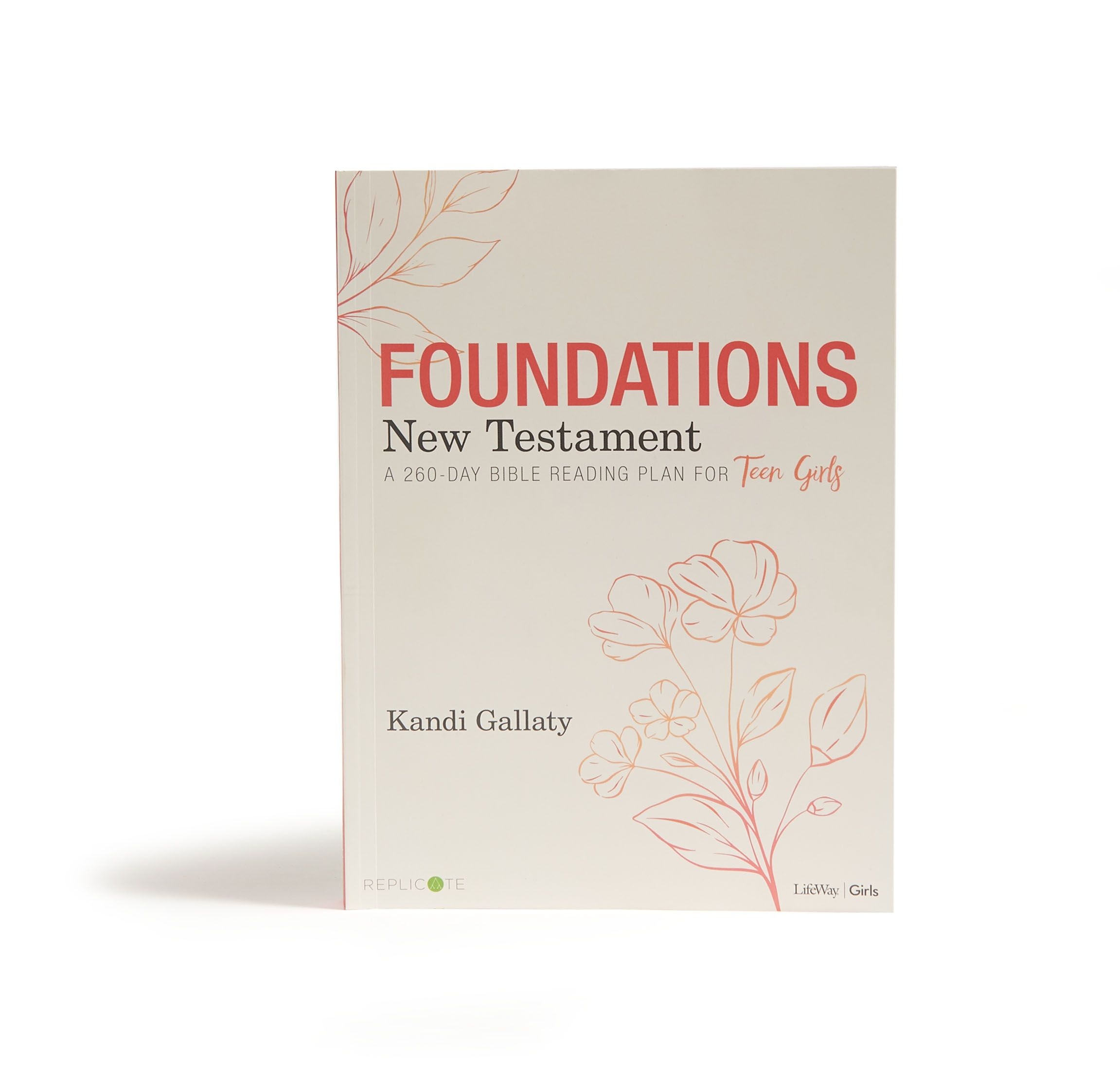 Foundations New Testament Girls