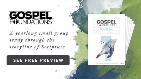 Gospel Foundations