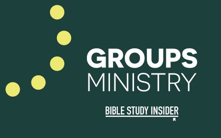 Groups ministry