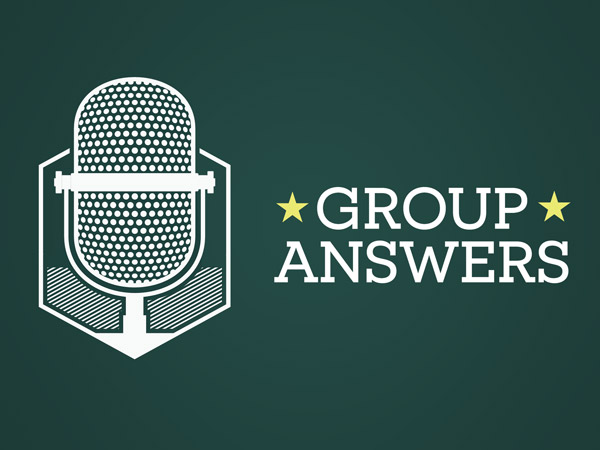 Group Answers Podcast Episode