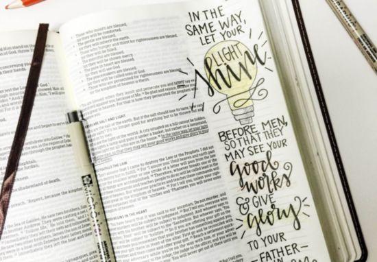 bible journaling, journal, journaling bible