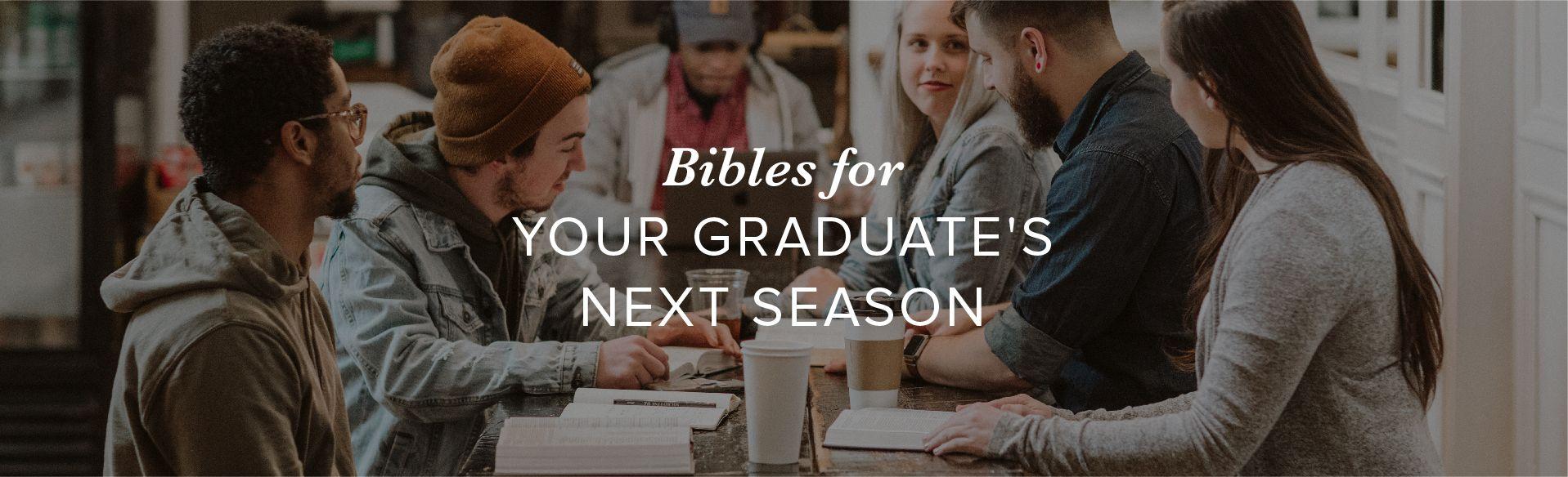 Bibles for Graduates