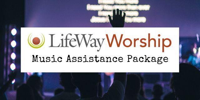 LifeWay Worship Music Package