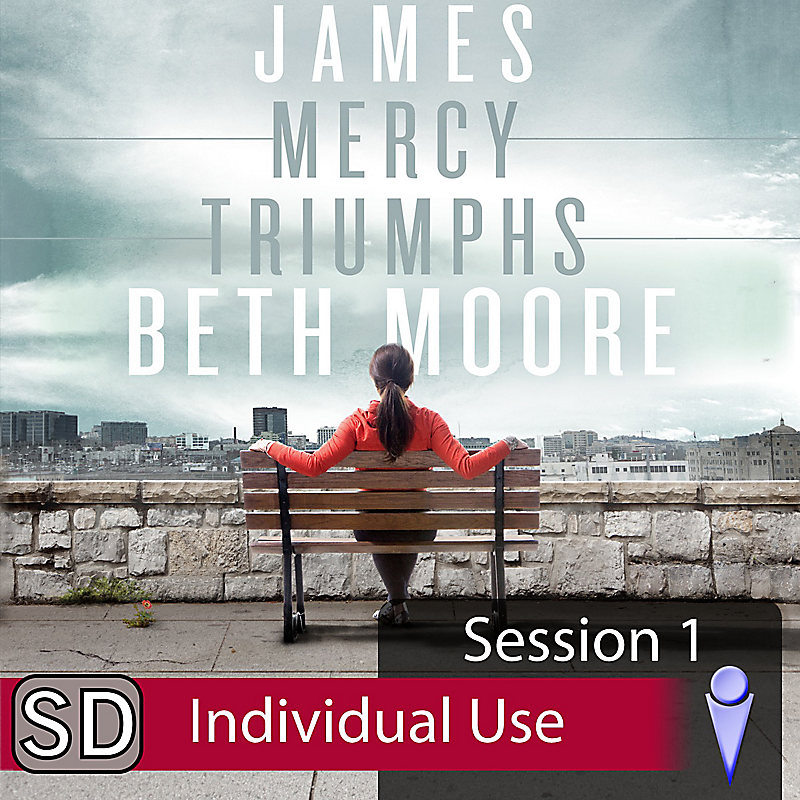 James: Mercy Triumphs - Audio Sessions