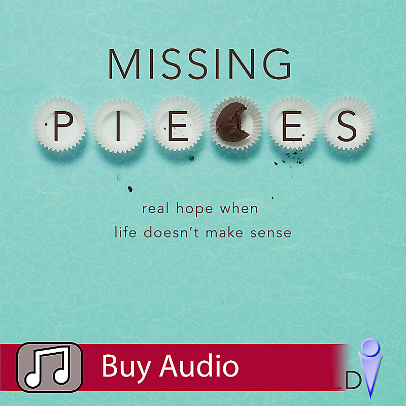 Missing Pieces - Audio Sessions