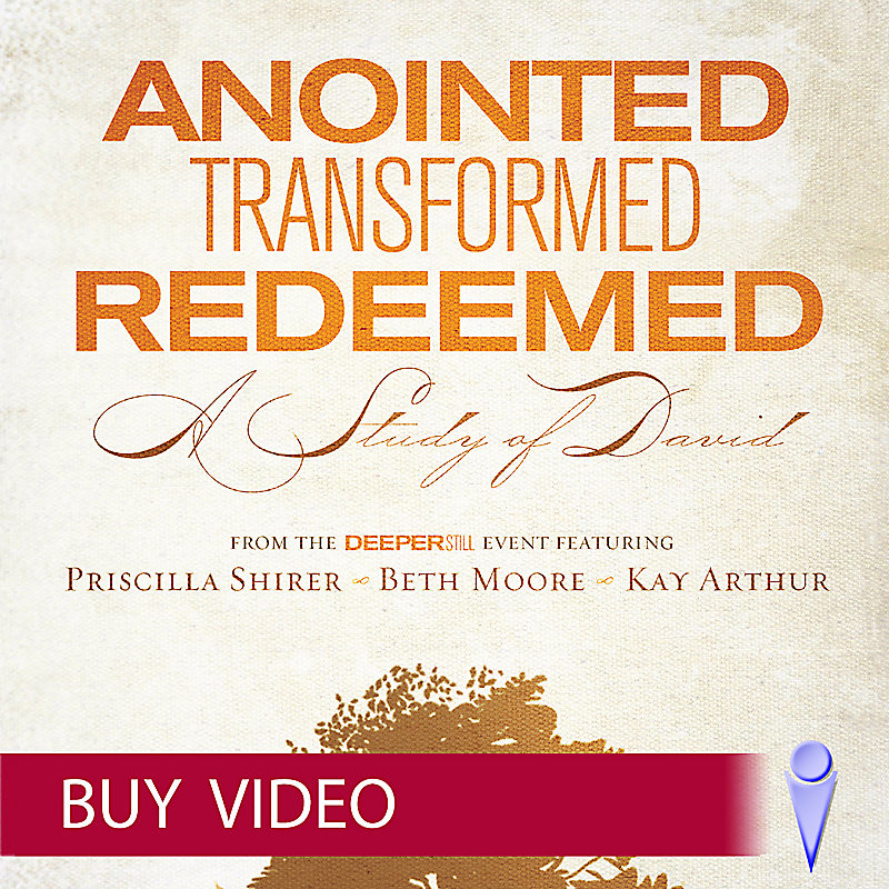 Anointed, Transformed, Redeemed - Buy
