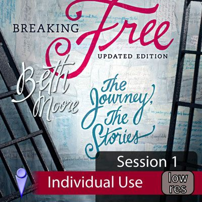 Breaking Free Bible Study | Beth Moore | LifeWay