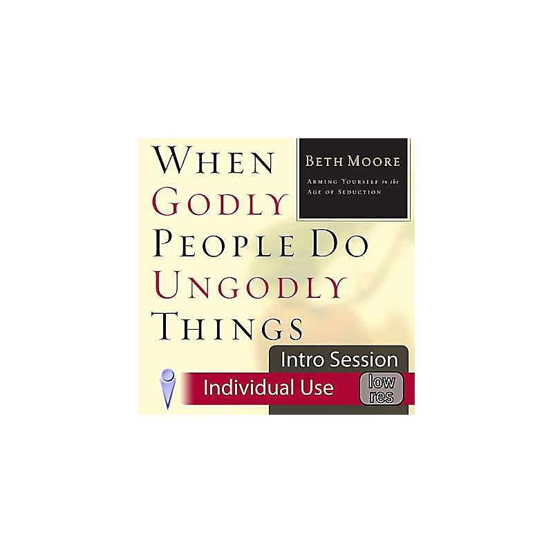 When Godly People Do Ungodly Things - Buy
