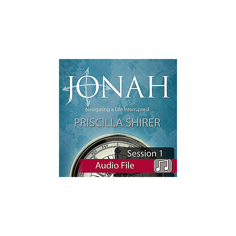 Jonah: Navigating a Life Interrupted - Audio Sessions