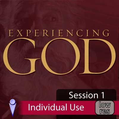 Experiencing God Workbook Pdf
