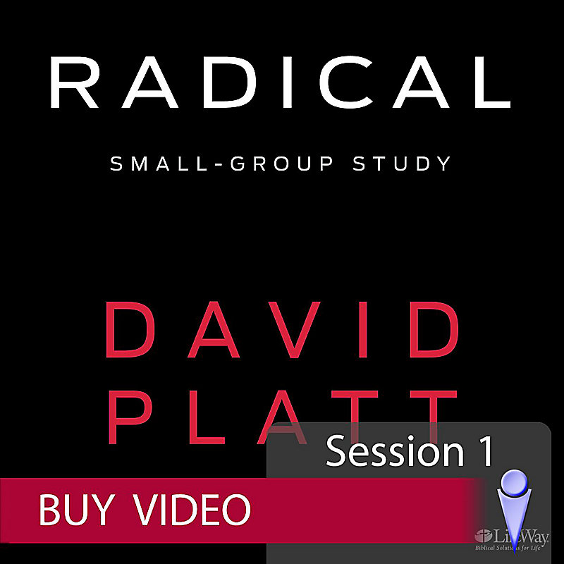 Radical Small Group Study - Buy