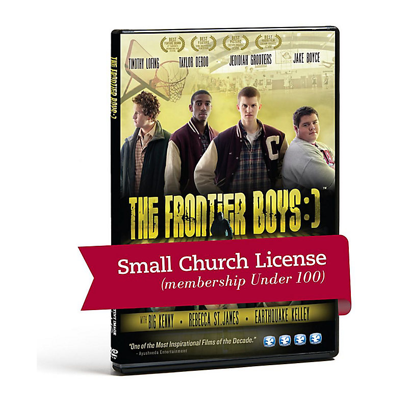 Frontier Boys - DVD and Site Licenses