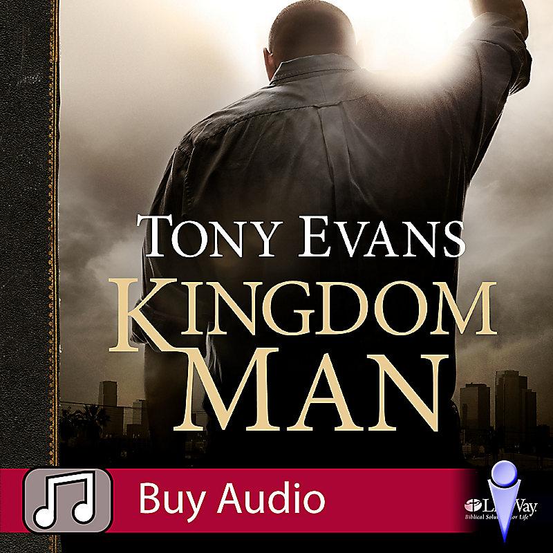 Kingdom Man: Every Man's Destiny, Every Woman's Dream - Audio Sessions