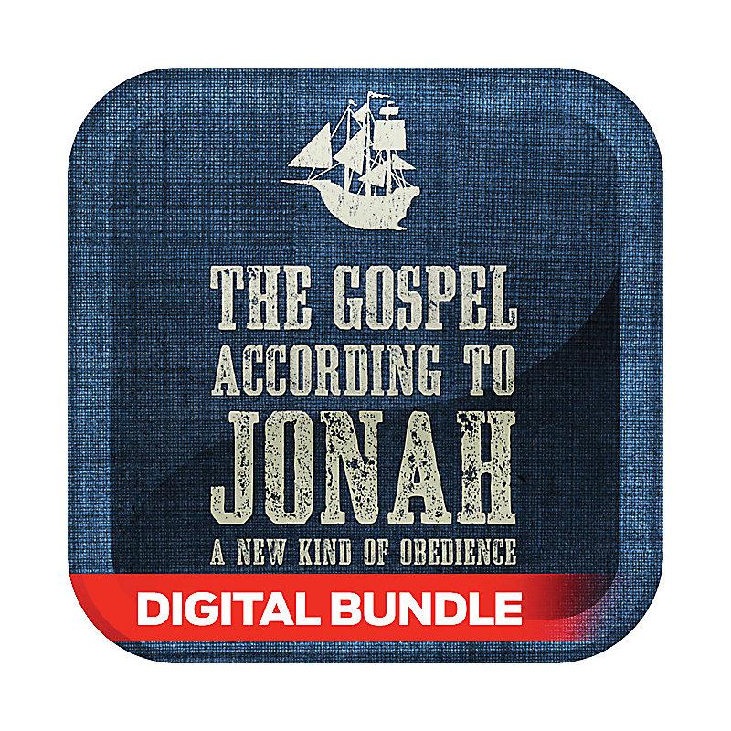 The Gospel According to Jonah Leader Kit - Digital Edition
