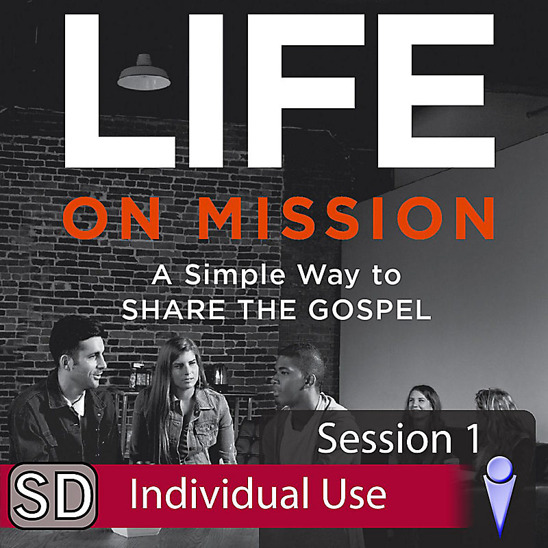 Life On Mission - Buy