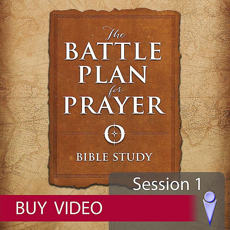 The Battle Plan for Prayer - Buy