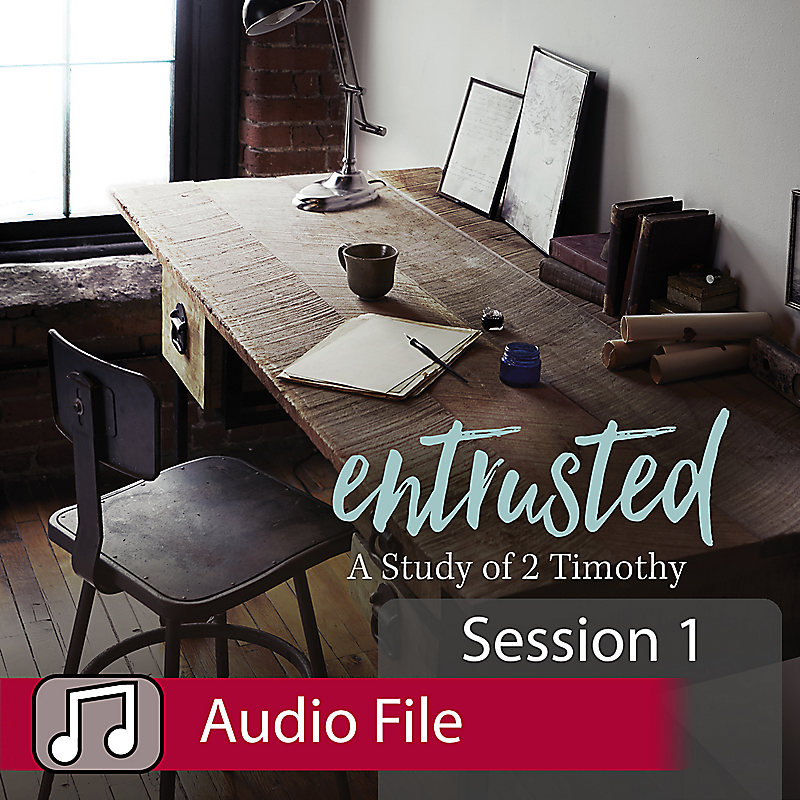 Entrusted - Audio Sessions