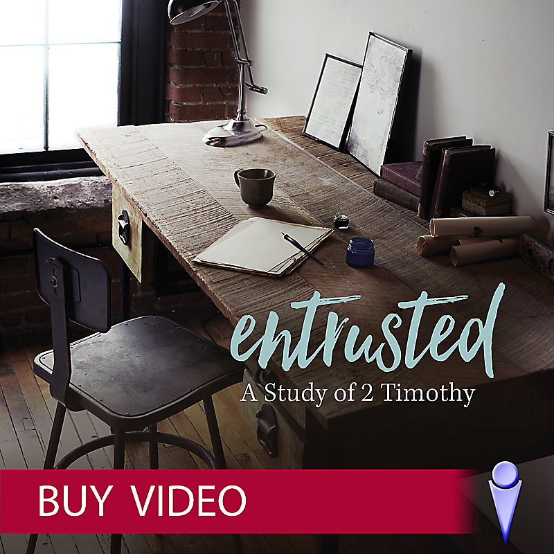 Entrusted - Buy