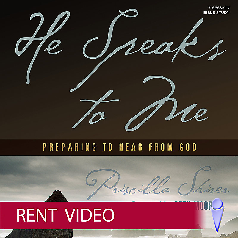He Speaks to Me - Rent
