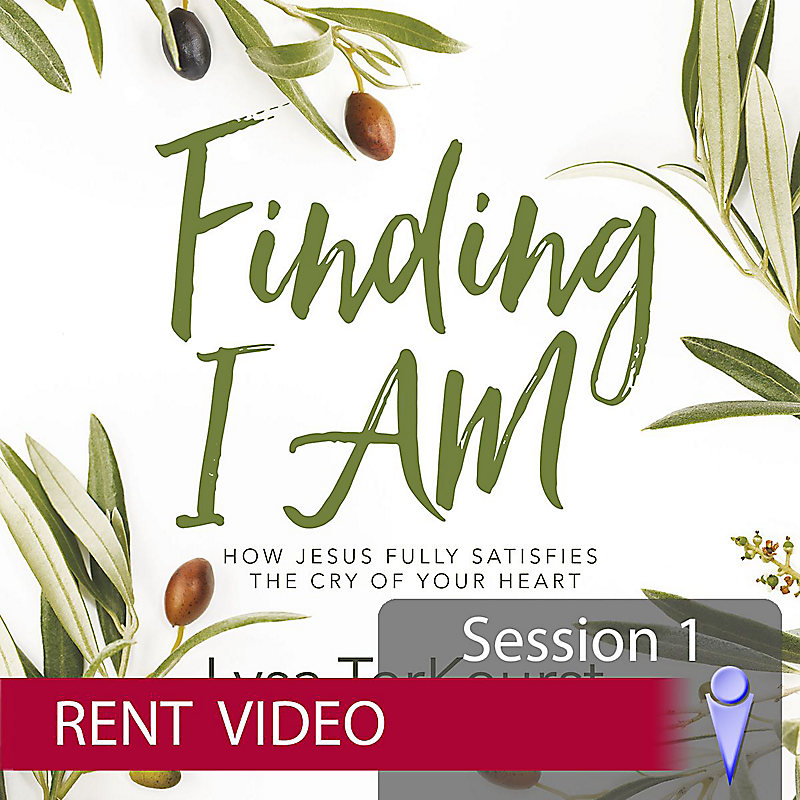 Finding I AM - Rent