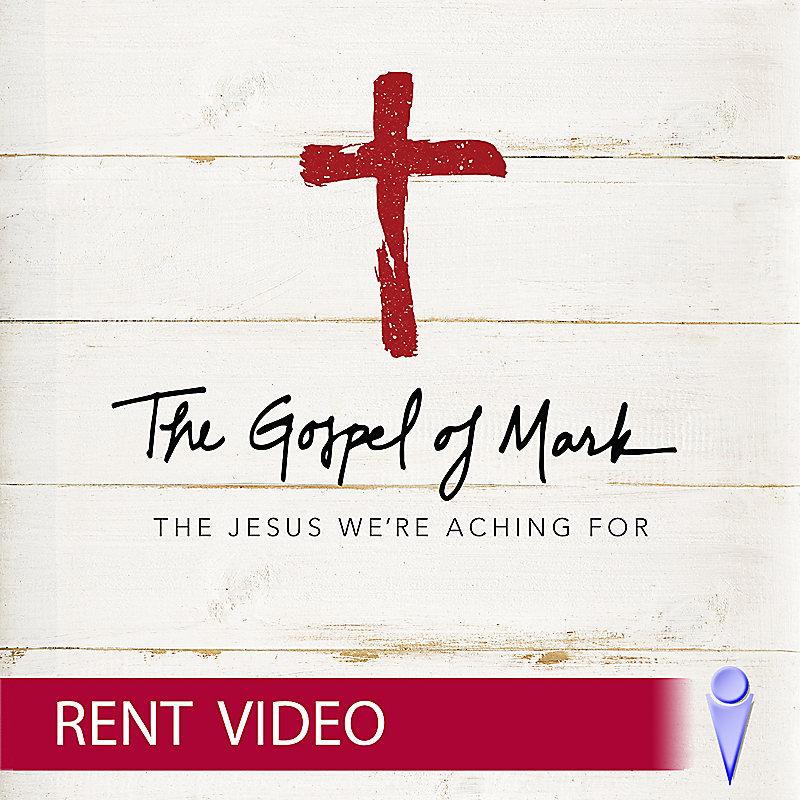 The Gospel of Mark - Rent