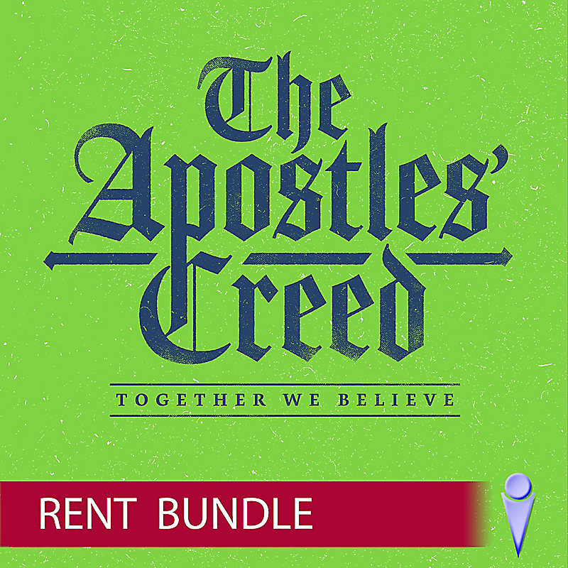 The Apostles' Creed - Rent
