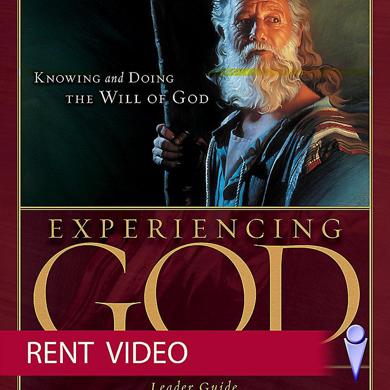 Experiencing God - Rent