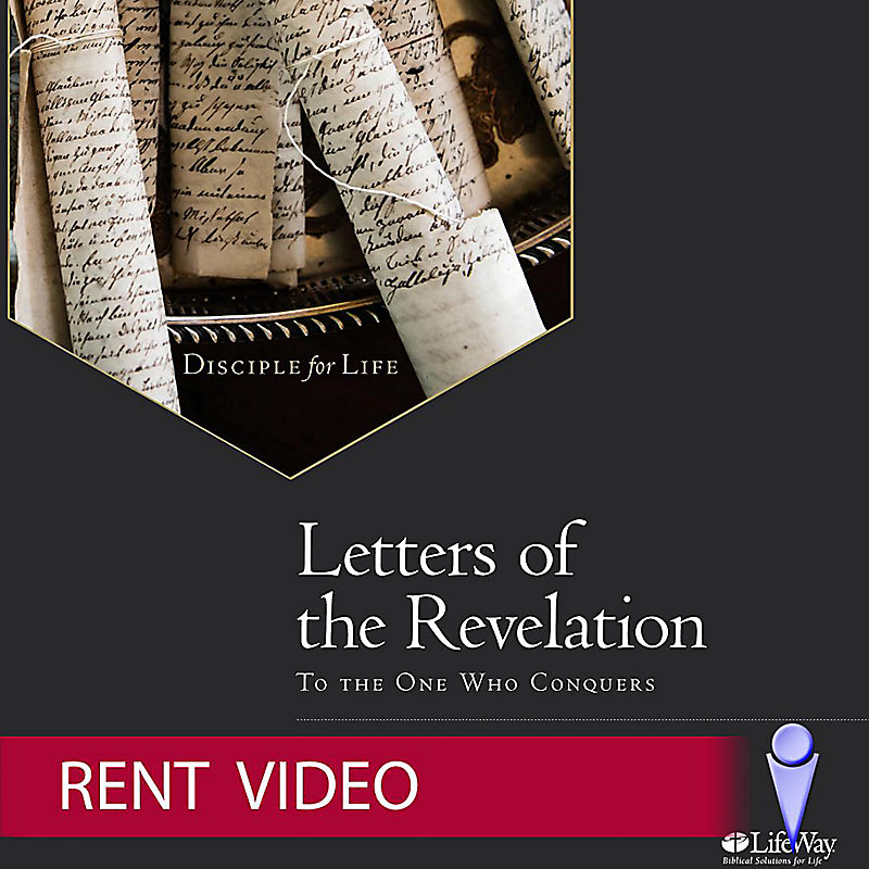 Letters of the Revelation - Rent