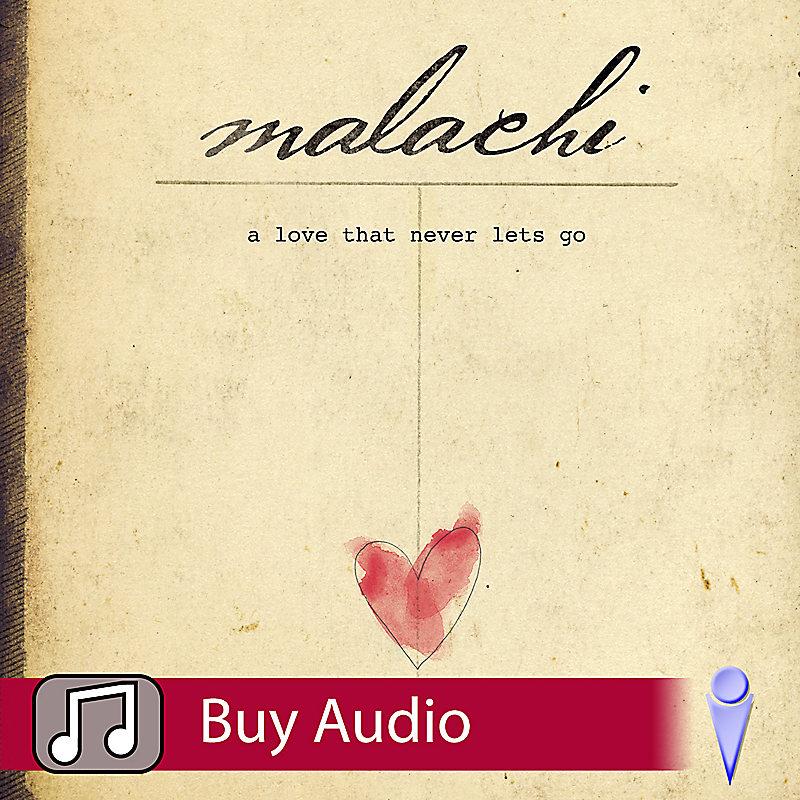 Malachi - Audio Sessions