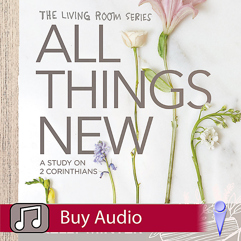 All Things New - Audio Sessions