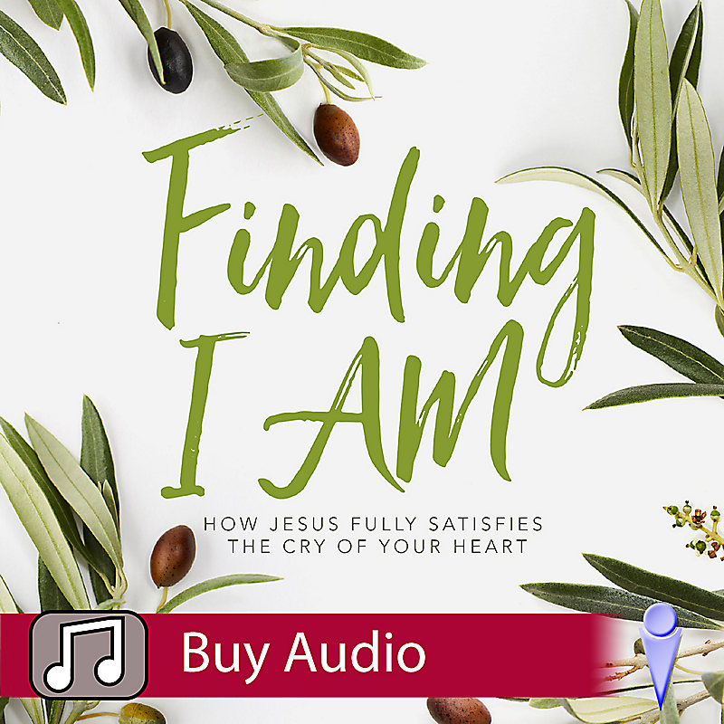 Finding I AM - Audio Sessions