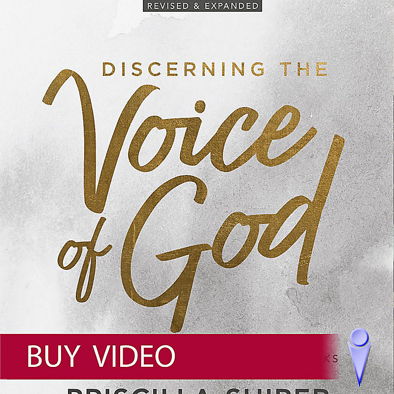 Discerning the Voice of God - Video Sessions - Buy