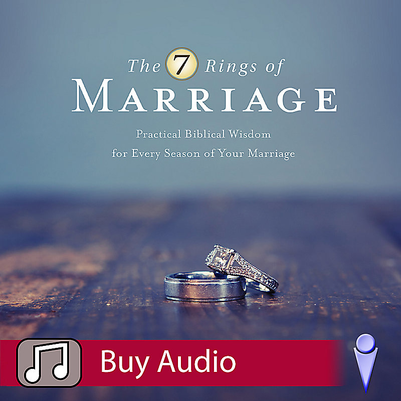 7 Rings of Marriage - Audio Sessions