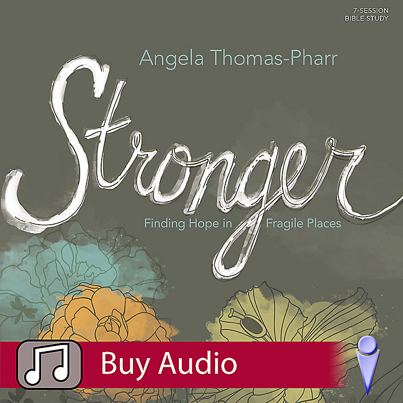 Stronger - Audio Sessions