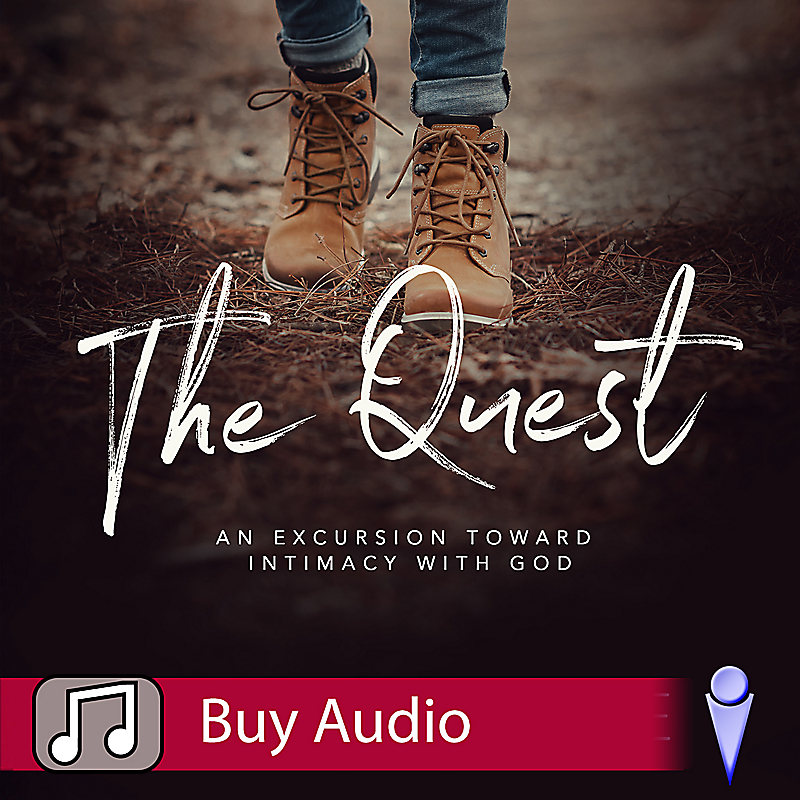 The Quest - Audio Sessions