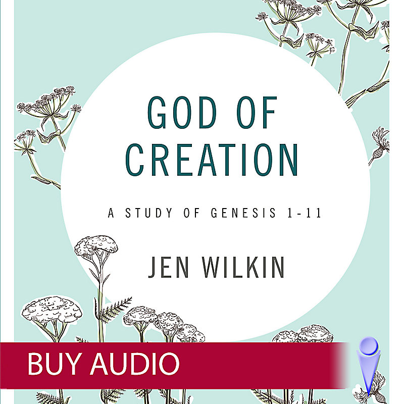 God of Creation - Audio Sessions