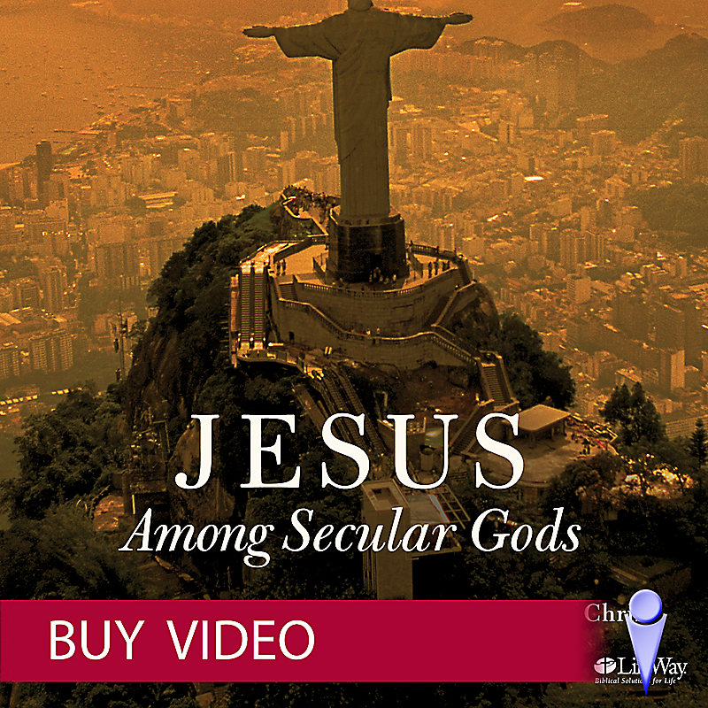 Jesus Among Secular Gods - Buy