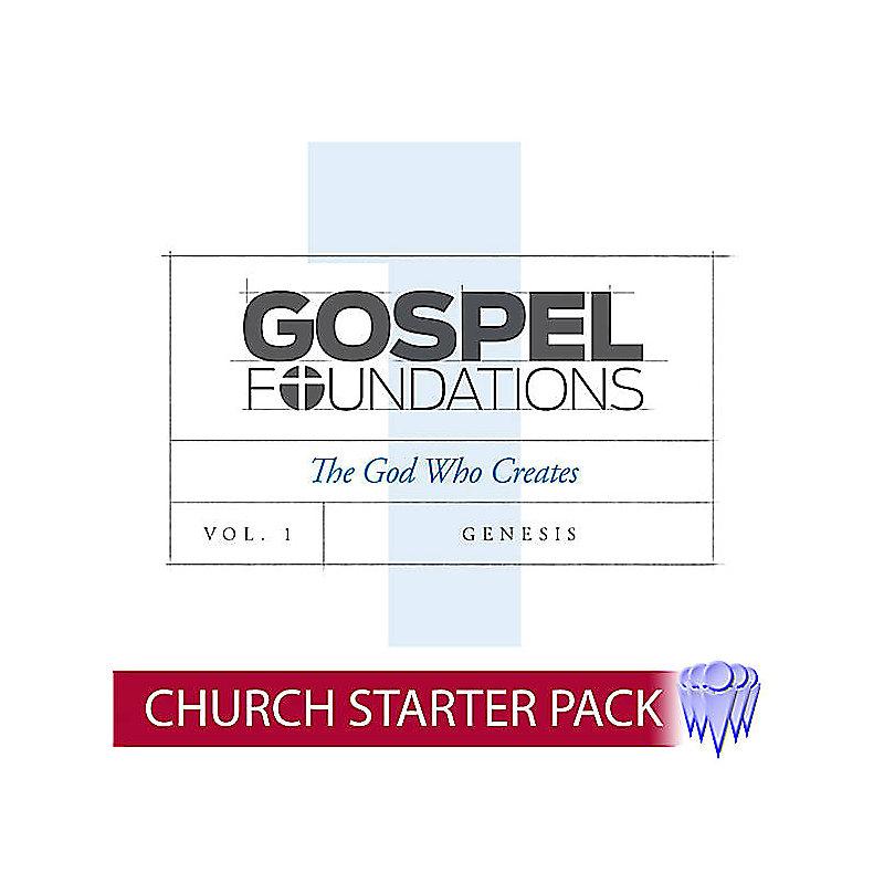 Gospel Foundations - Adult Church Starter Pack Volume 1