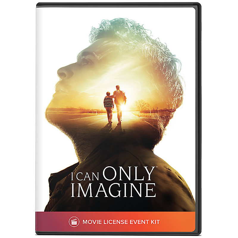 I Can Only Imagine - Movie License Event Kit