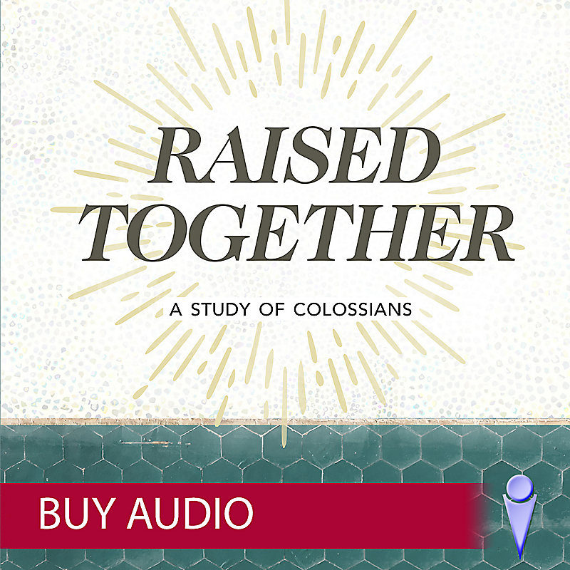 Raised Together - Audio Sessions