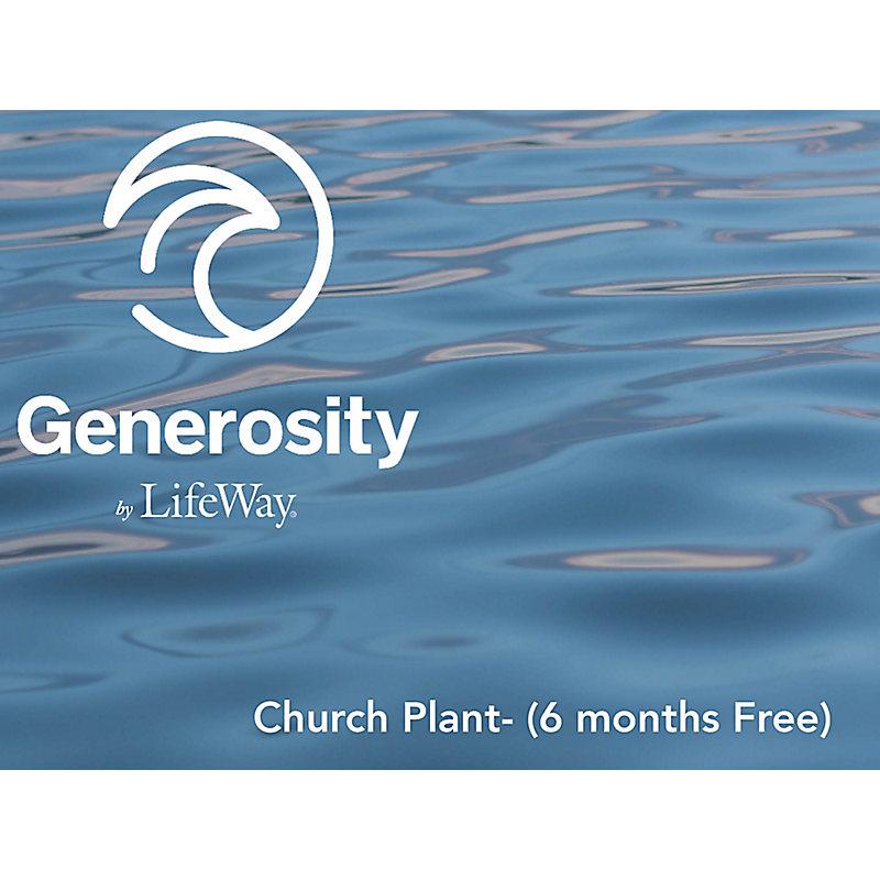 Generosity by LifeWay - Church Plant