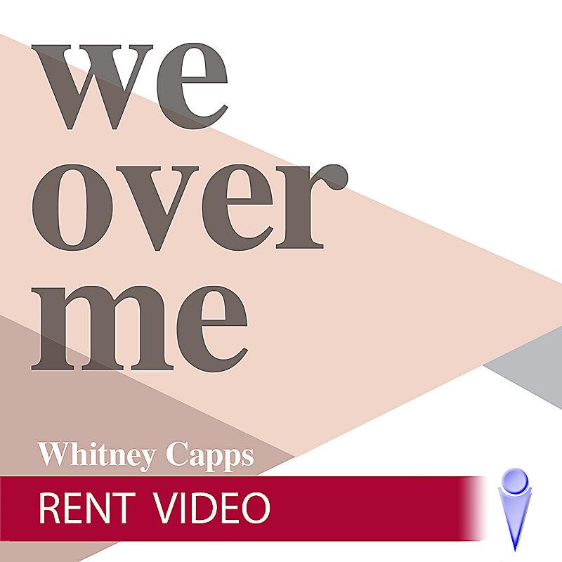 We Over Me - Rent