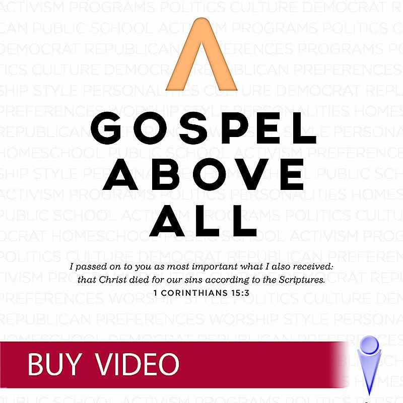 Gospel Above All - Buy