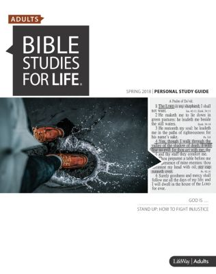 Lifeway your trusted source for bible studies books bibles and bible studies for life adult personal study guide spring 2018 fandeluxe Choice Image
