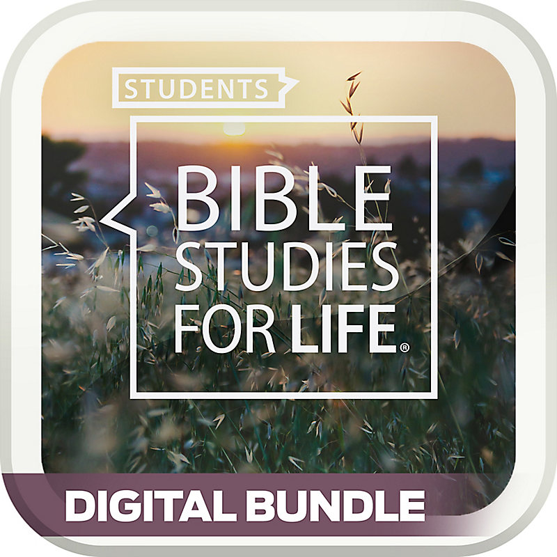 Bible Studies for Life: Students Personal Study Guide/Leader Guide Digital Bundle - Spring 2018