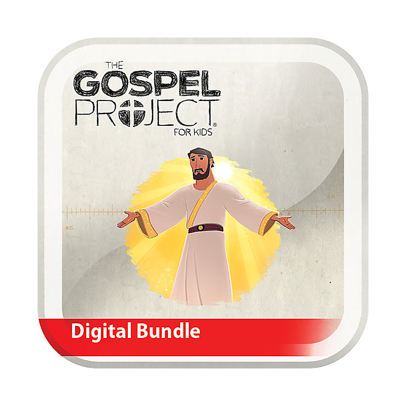 The Gospel Project for Kids: Kids Digital Bundle - Volume 12: Come Lord Jesus