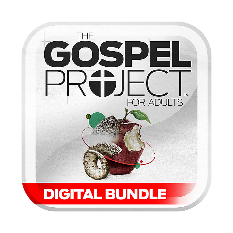 The Gospel Project for Adults: Daily Discipleship Guide & Leader Guide - Fall 2018 - Digital